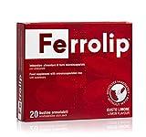 Ferrolip™ - integratore di ferro microsomiale | Biodisponibilità migliore | No sapore metallico |...