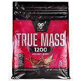BSN True Mass 1200, Proteine in Polvere per Aumentare la Massa Muscolare con BCAA e Glutammina che...