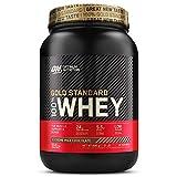 Optimum Nutrition Gold Standard 100% Whey Proteine in Polvere con Proteine Isolate ed Aminoacidi per...