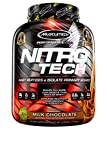 Muscletech Supplemento Nutrizionale Nitro Tech Performance Series 4 lb, Chocolate - 1800 gr