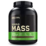 Optimum Nutrition Serious Mass Gainer, Proteine Whey in Polvere per Aumentare la Massa Muscolare con...