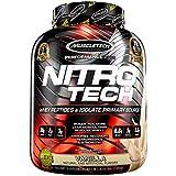 Muscletech Supplemento NutrizionaleNitro Tech Performance Series 4 lb, Vainilla - 1800 gr