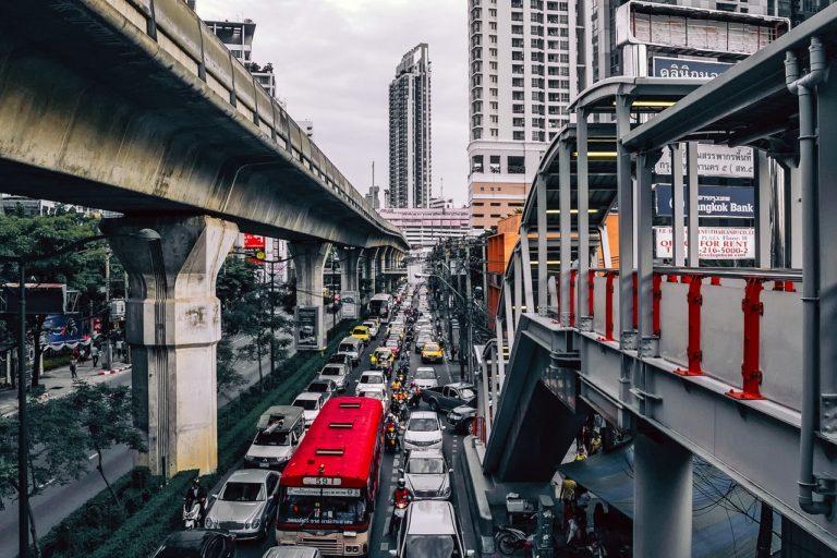 Lavorare e cercare lavoro in Thailandia, Bangkok, Chiang Mai