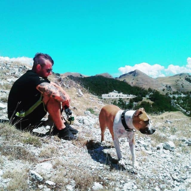 Again on the mountains with the dog italiansummer italiandays hikinghellip
