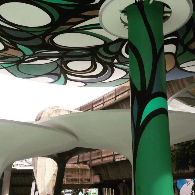 Bangkok Urban Art at BACC Bangkok Art amp Culture Centrehellip
