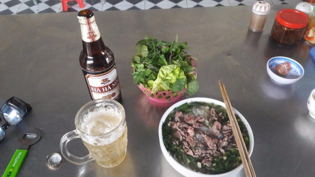 Pho Bo e altri cibi in Vietnam