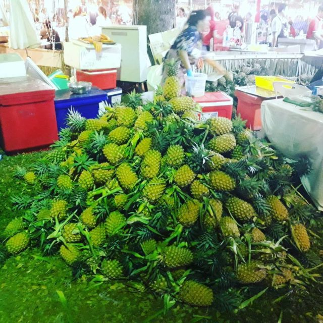 Pineapple Fashion  fruit streetfood food frutta snack pineapple ananashellip