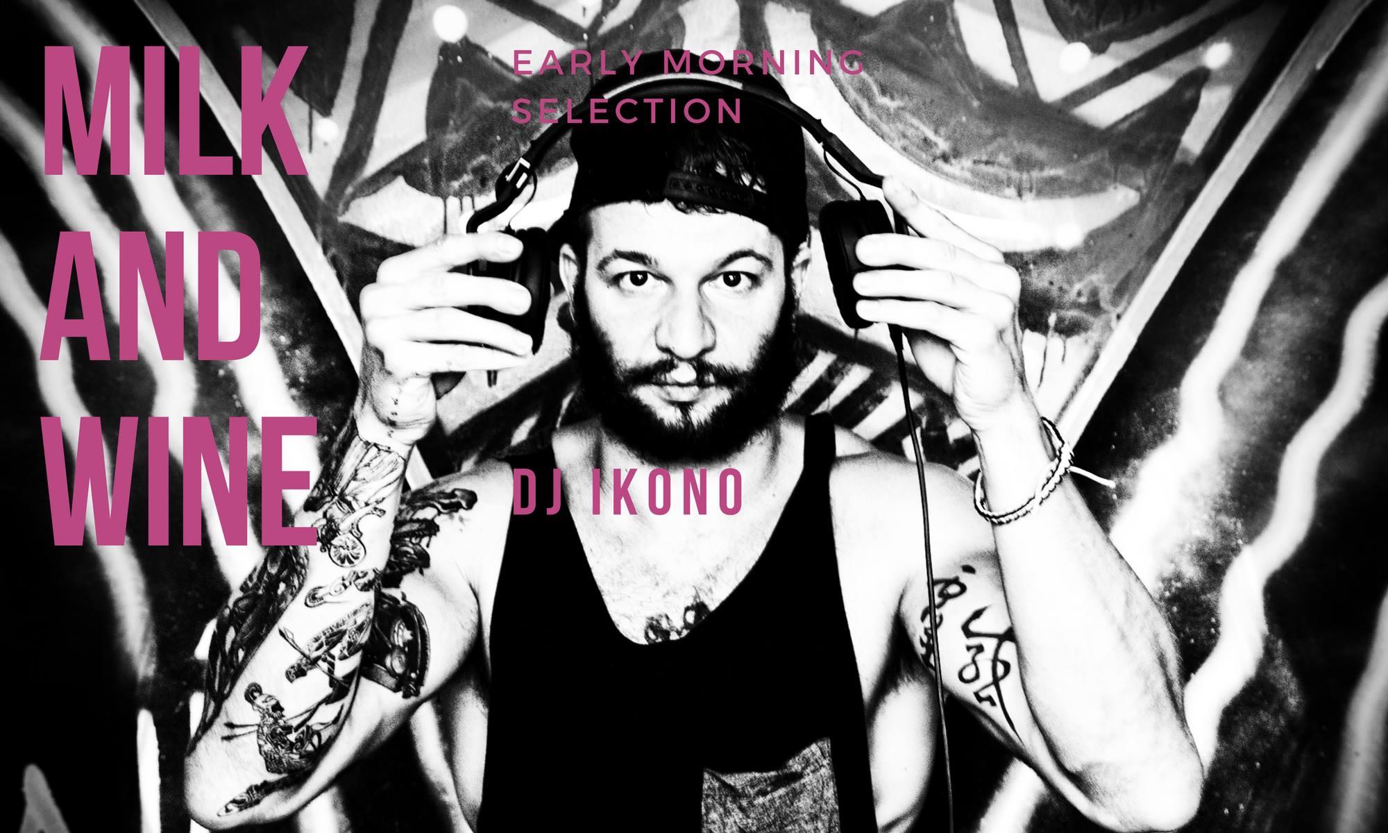 dj ikono djset mixtape marzo 2018