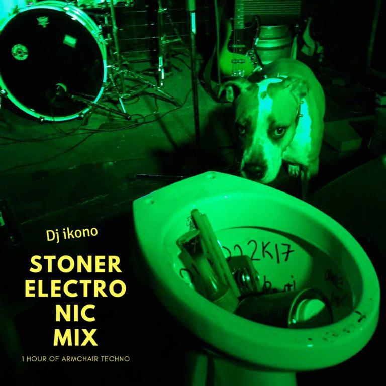 mix di musica elettronica per rilassarsi di dj ikono marzo 2018