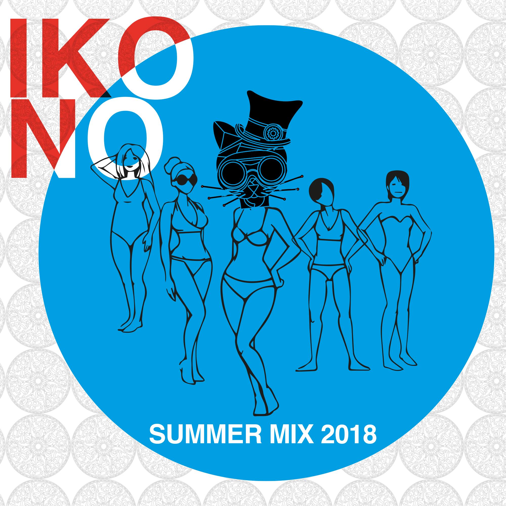 techno mix 2018