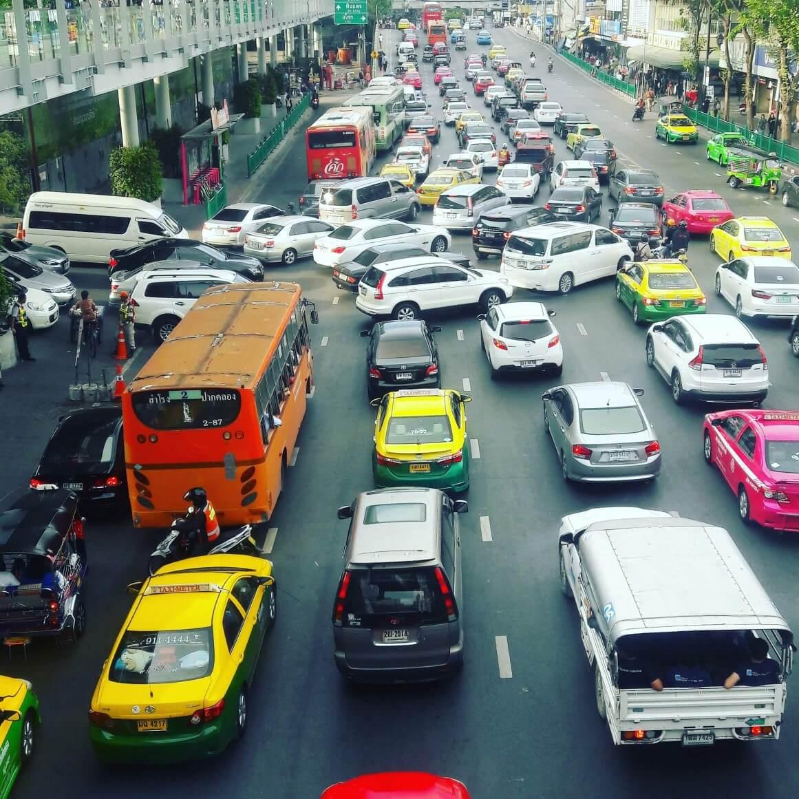 nomadi digitali a bangkok