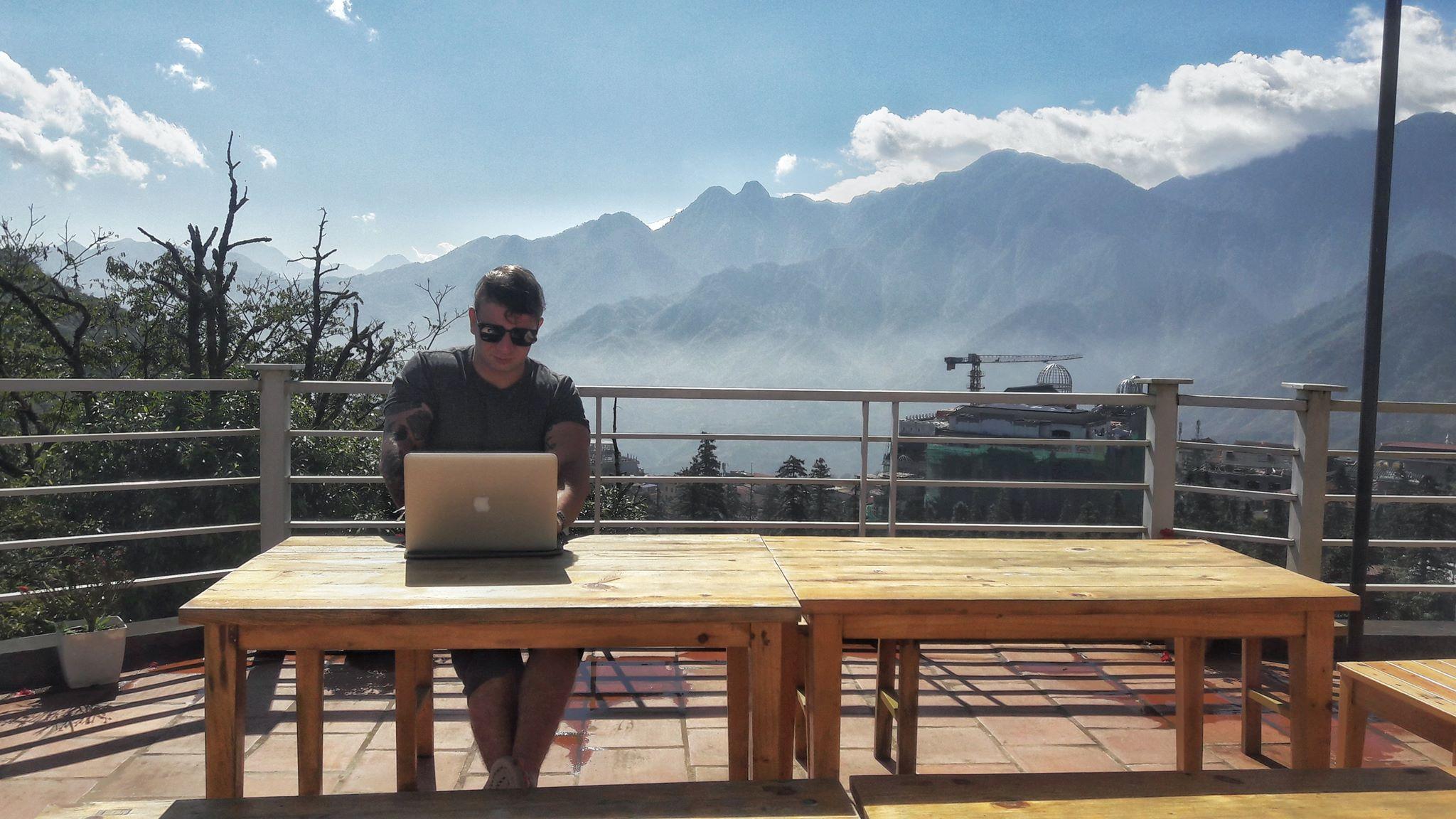 Lavorare su internet - nomadi digitali