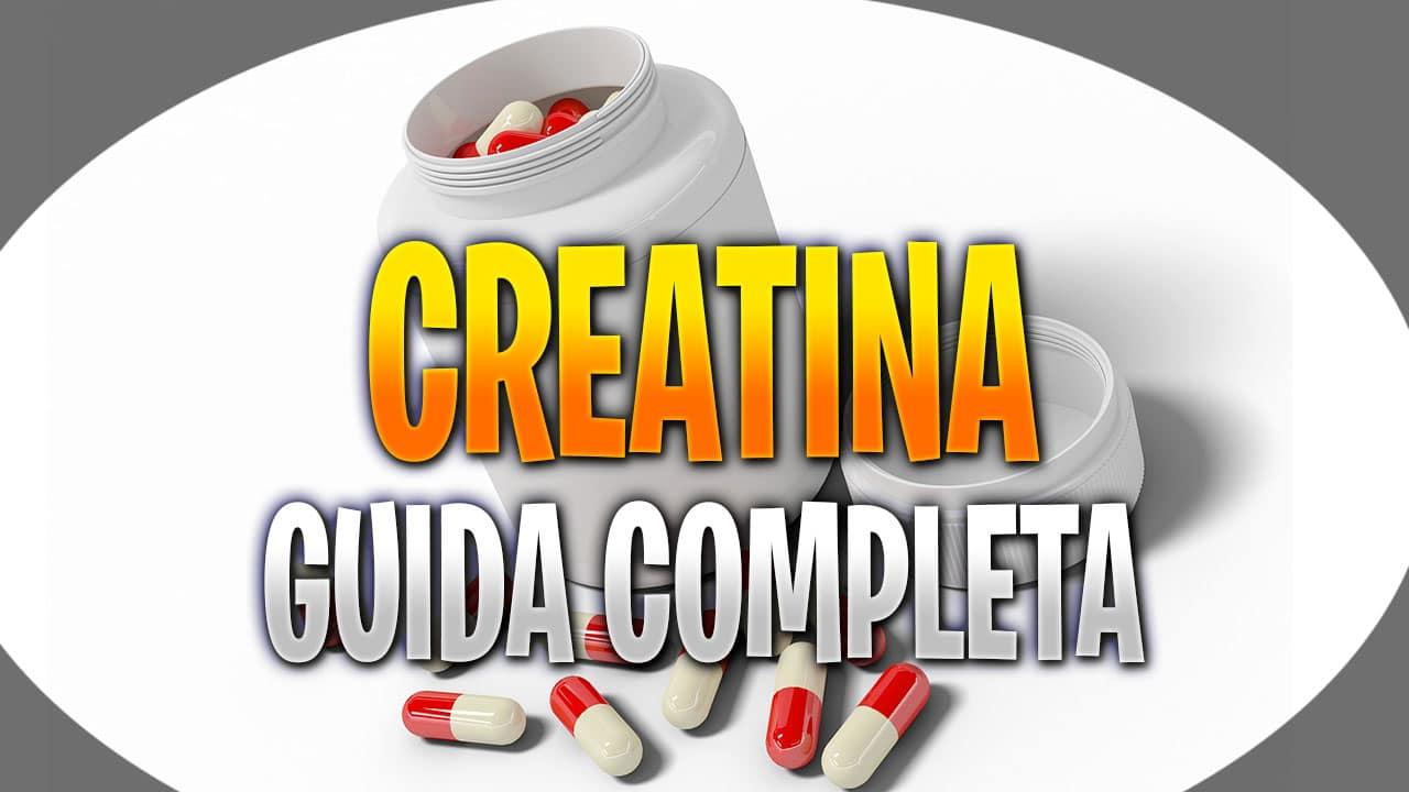 creatina dosaggio e assunzione - guida completa