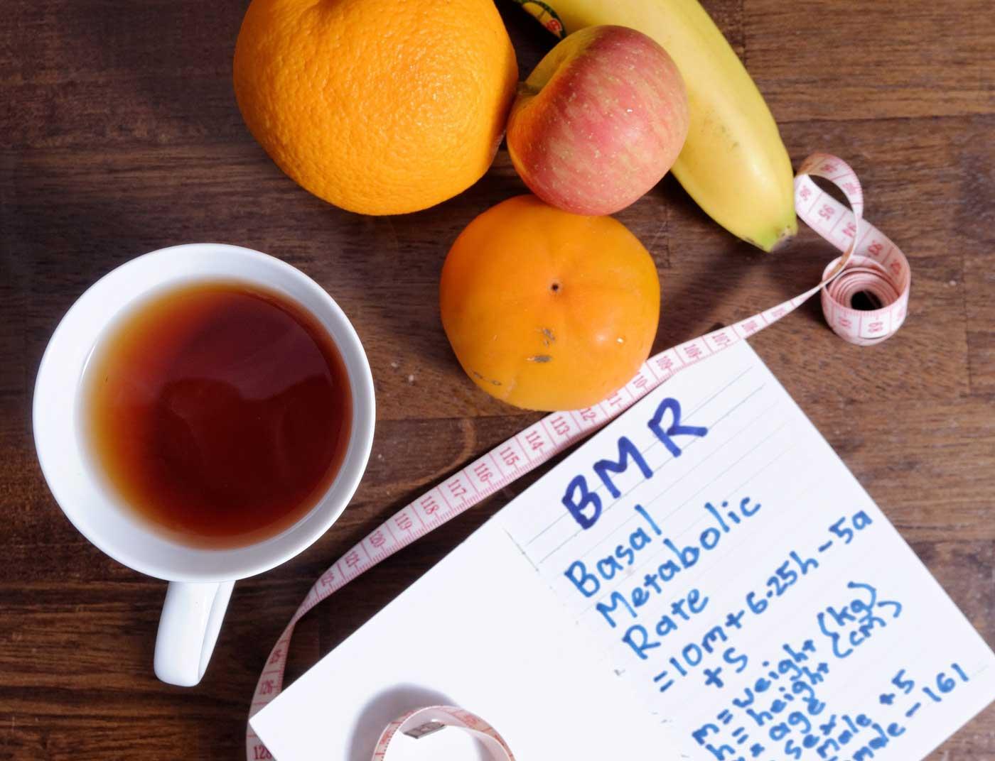Bmr metabolismo basale