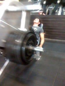nitrotech proteine per allenarsi