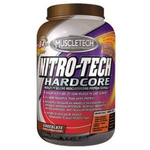 recensione nitrotech muscletech