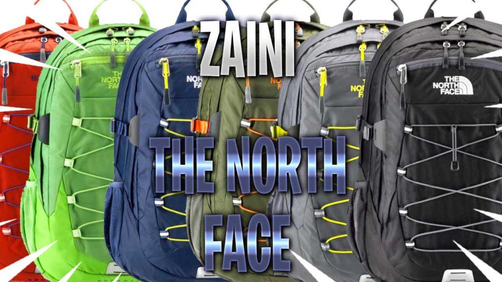 zaino north face