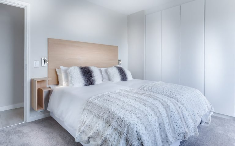 camera e materasso matrimoniale