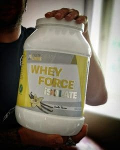 NutritionLabs Whey Isolate