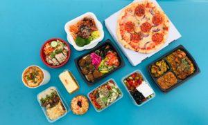 Schema alimentare della dieta dissociata