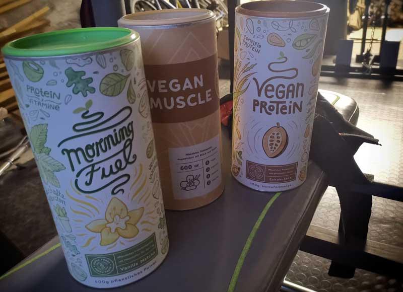 proteine vegane alphafoods