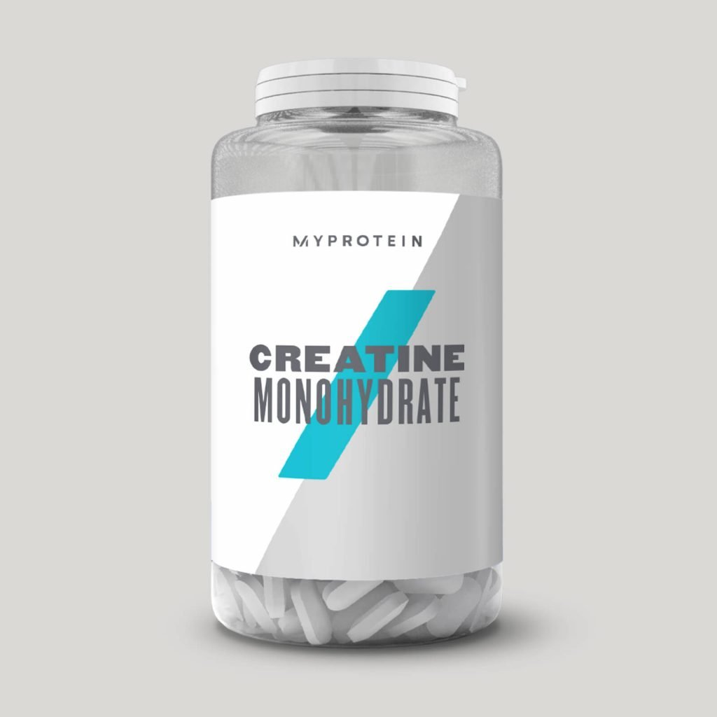 creatina monoidrato myprotein