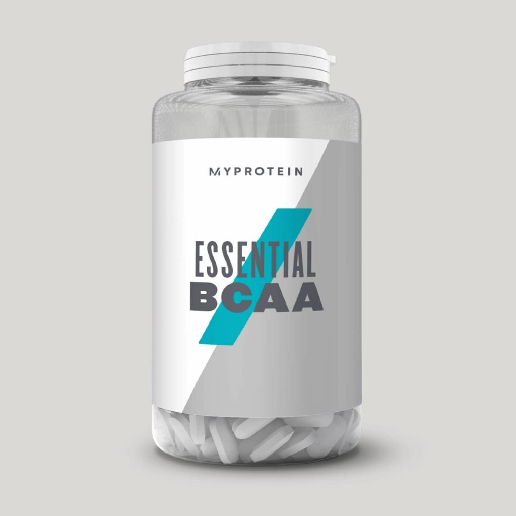 essential BCAA plus myprotein