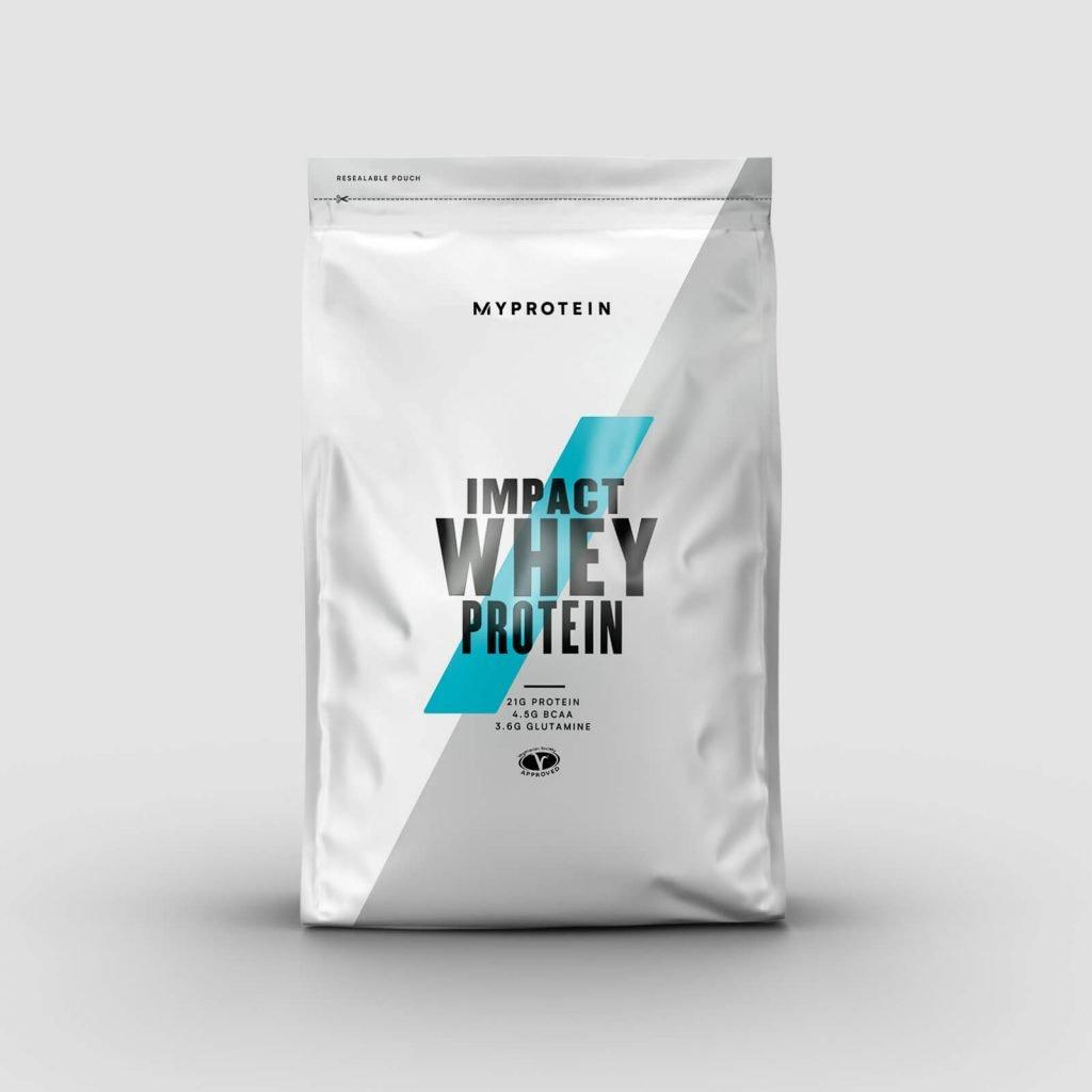 impact whey protein myprotein