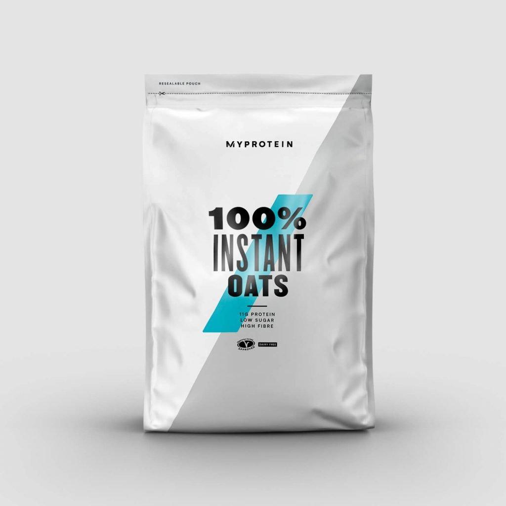 instant oats avena myprotein