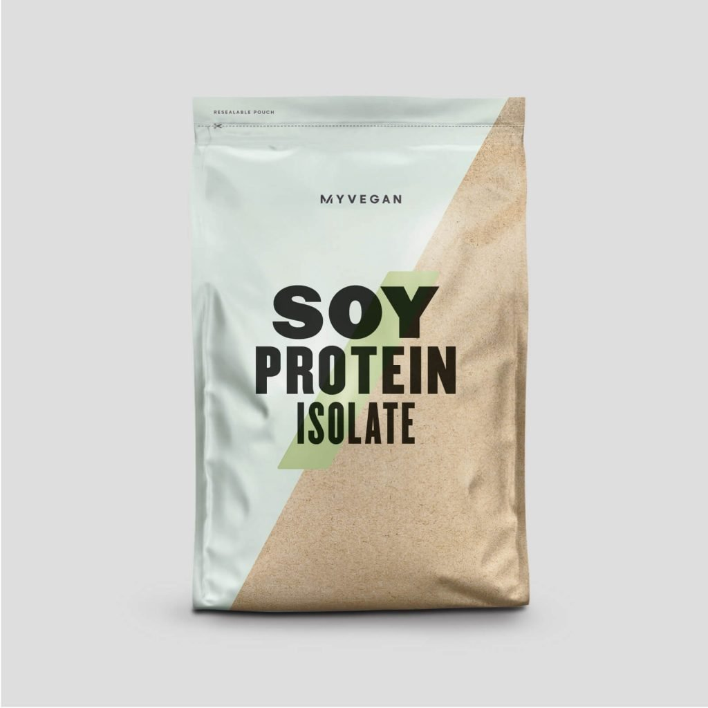soy protein isolate myprotein