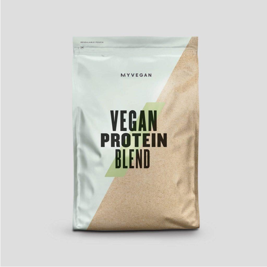 vegan protein blend myprotein